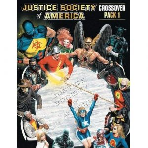 Crossover Pack 1: JSA - DC Deck Building Game