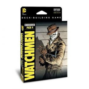Crossover Pack 4: Watchmen - DC Deck Building Game