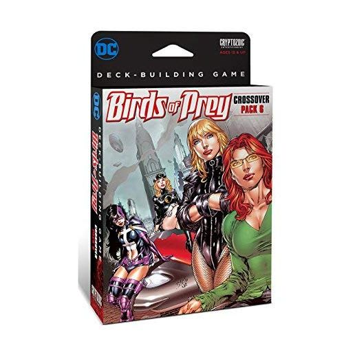 Crossover Pack 6: Birds of Prey: DC Comics Deck-Building Game (Expansion)