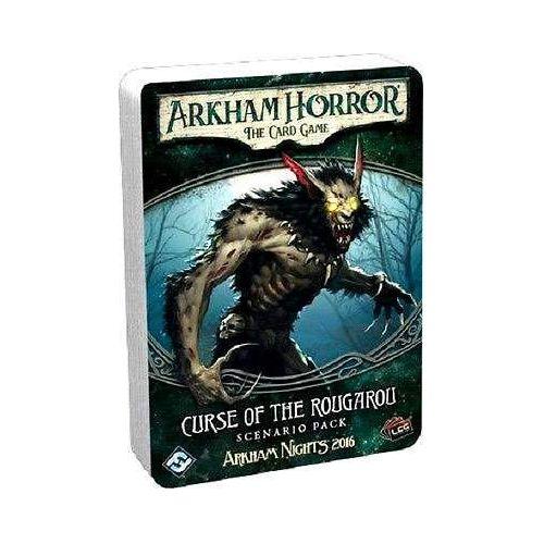 Curse of the Rougarou Scenario Pack: Arkham Horror LCG (POD)