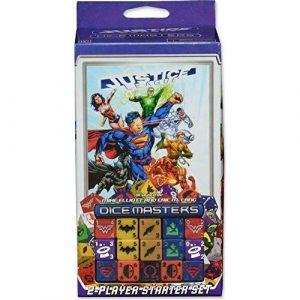DC Dice Masters: Justice League Starter