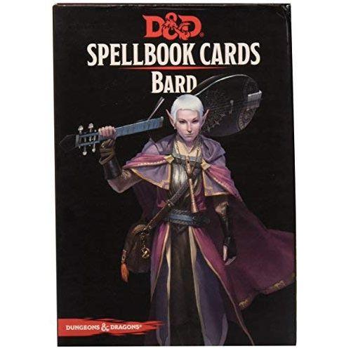 D&D: Bard Deck (110 Cards)