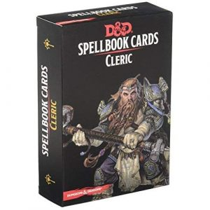 Dungeons & Dragons: Cleric Deck (149 Cards)