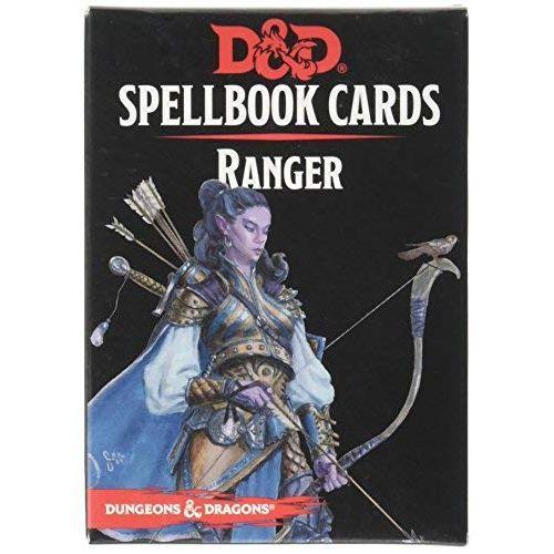 D&D: Ranger Deck (46 Cards)