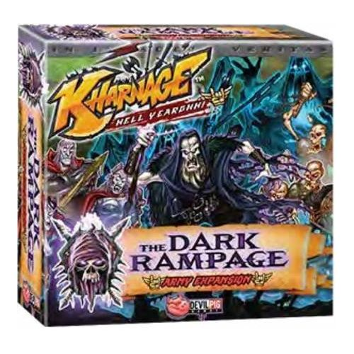 Dark Rampage- Kharnage Expansion