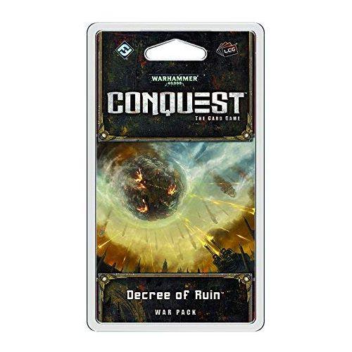 Decree of Ruin War Pack: Conquest LCG