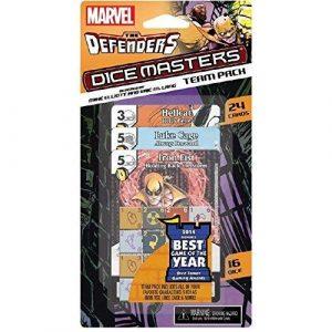 Defenders Team Pack: Marvel Dice Masters
