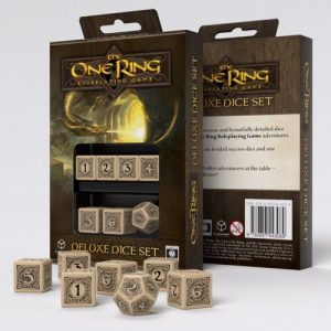 Deluxe Dice Set: The One Ring RPG