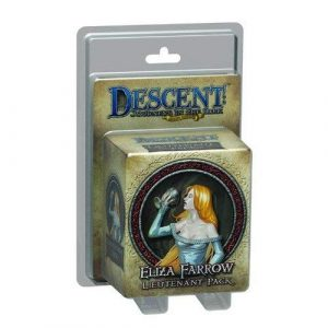 Descent 2nd Ed: Eliza Farrow