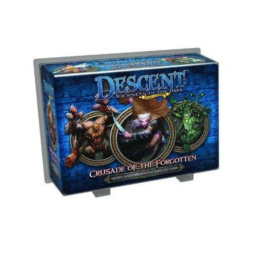 Descent 2nd Edition: Hero and Monster Collection - Crusade of the Forgotten
