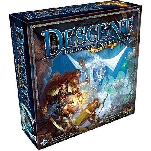 Descent: Journeys in the Dark 2nd Edition