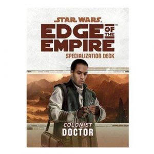 Star Wars: Edge of the Empire RPG - Doctor Specialization Deck