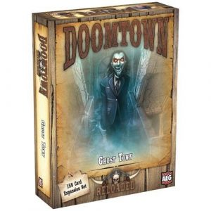 Doomtown expansion: Ghost Town