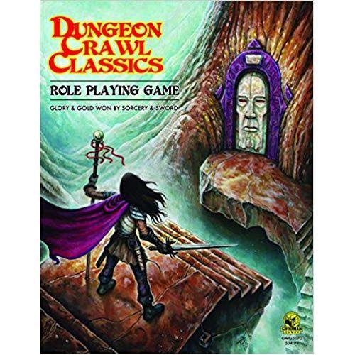 Dungeon Crawl Classics RPG (Hardback)