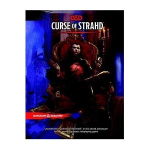 Dungeons & Dragons: Curse of Strahd (DDN)