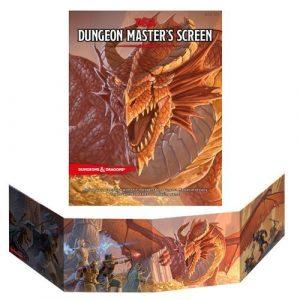 Dungeons & Dragons: Deluxe DM Screen DDN
