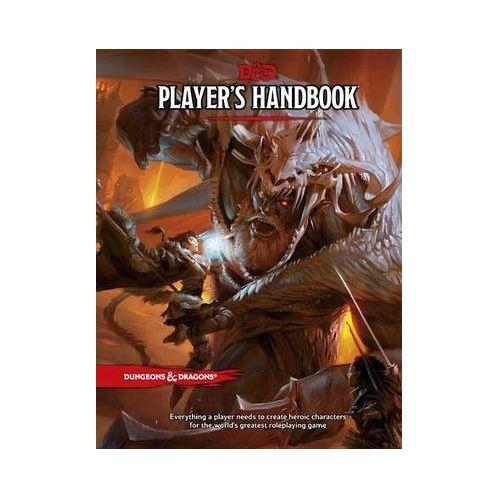 Dungeons & Dragons Player's Handbook (DDN)