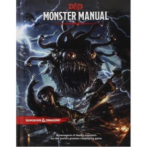Dungeons & Dragons: RPG: Monster Manual (DDN)
