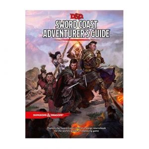Dungeons & Dragons: Sword Coast Adventure Guide (DDN)