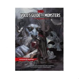 Dungeons & Dragons: Volo's Guide to Monsters (DDN)