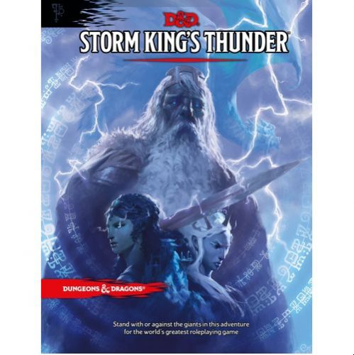 Dungeons and Dragons Storm King's Thunder (DDN)