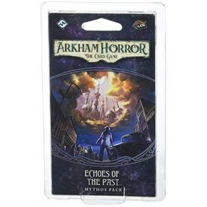 Arkham Horror LCG: Echoes of the Past Mythos Pack Expansion
