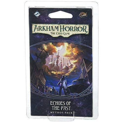 Echoes of the Past Mythos Pack: Arkham Horror LCG Exp.