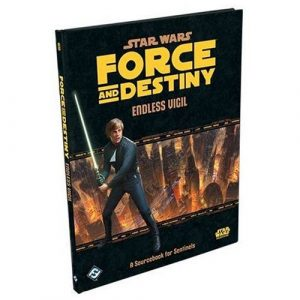 Star Wars: Force and Destiny RPG - Endless Vigil