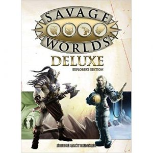 Explorers Edition: Savage Worlds Deluxe