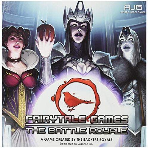 Fairy Tale Games: The Battle Royale