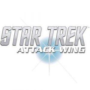 Star Trek Attack Wing: Federation vs Klingons Starter