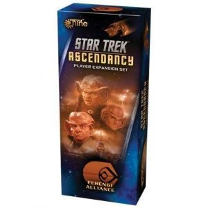 Ferengi Alliance -  Star Trek: Ascendancy Expansion