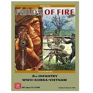 Fields of Fire Volume 1 (2nd ed): 9th Infantry WWII Korea Vietnam