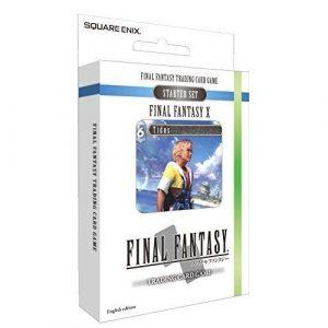 Final Fantasy 10 (X) Starter Set : FF TCG