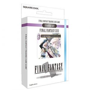 Final Fantasy 13 (XIII) Starter Set : FF TCG