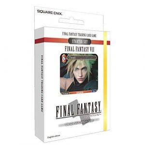 Final Fantasy 7 (VII) Starter Set : FF TCG