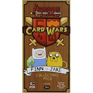 Finn vs Jake: Adventure Time Card Wars