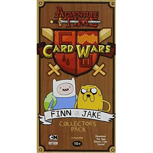 Finn vs Jake: Adventure Time Card Wars