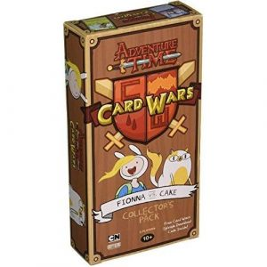 Fionna vs Cake: Adventure Time Card Wars