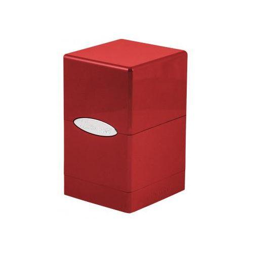 Fire Satin Tower Deck Box