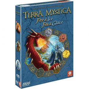 Fire and Ice: Terra Mystica Exp