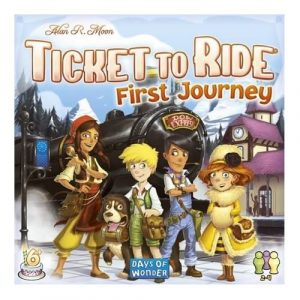 First Journey Europe - Ticket To Ride