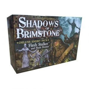 Flesh Stalker and Flesh Drones Deluxe Enemy Pack: Shadows of Brimstone