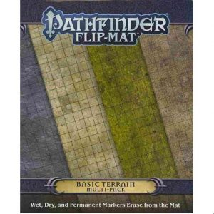 Pathfinder RPG: Flip Mat Basic Terrain Multi Pack