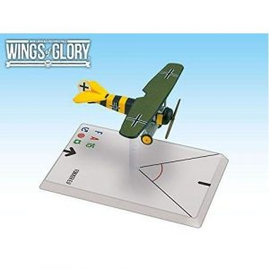 Wings of Glory: Fokker E.V (Osterkamp)