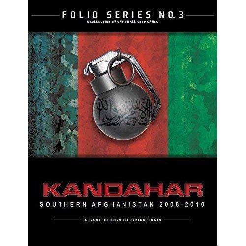 Folio Series No.3: Kandahar