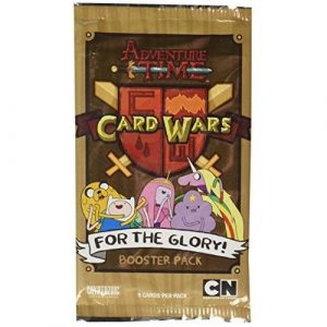 For the Glory: Adventure Time Card Wars Single Booster Pack
