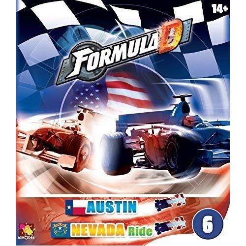 Formula D Exp. 6 Nevada/Austin