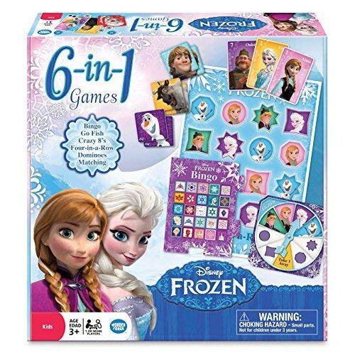 Frozen 6 in 1