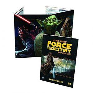 Star Wars: Force and Destiny RPG - GM Kit
